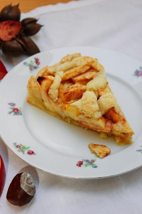 Der Beste Apfelkuchen Der Welt Geht Ganz Einfach
