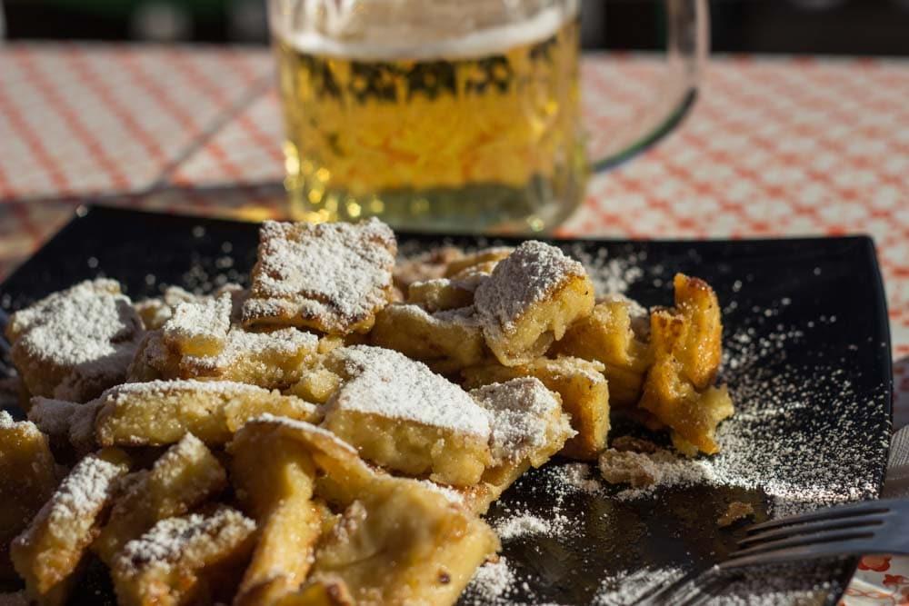 Kaiserschmarrn Pletzach Alm Achensee - lenasfoodforfriends