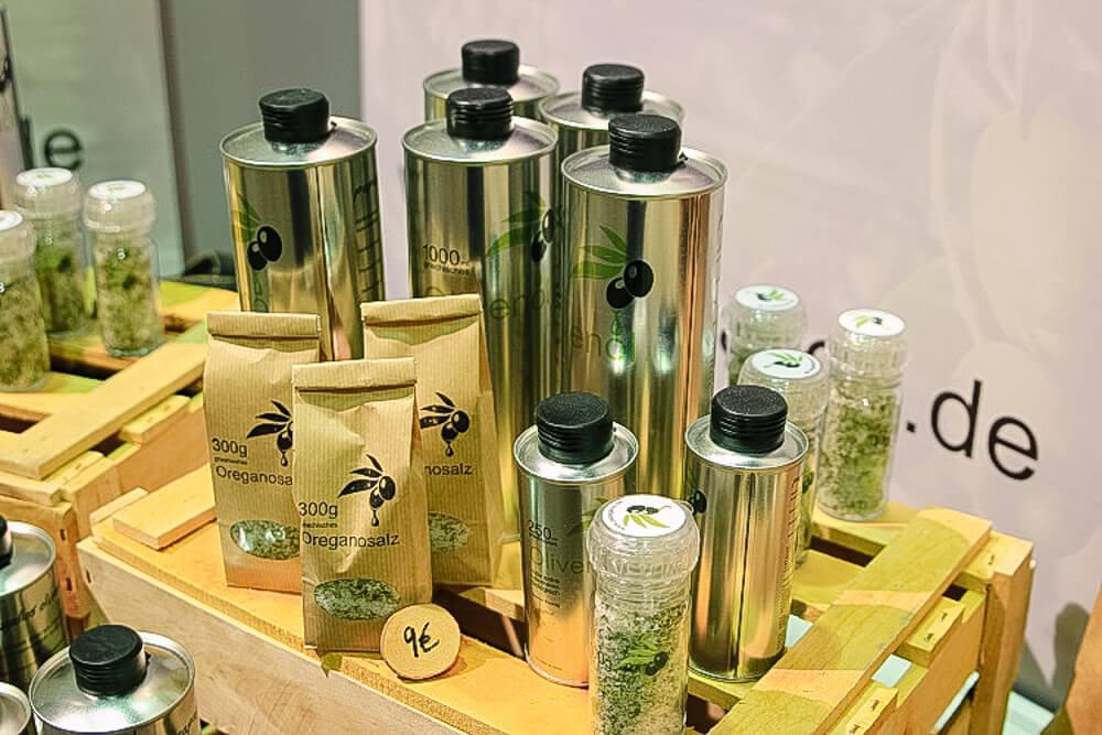 Olivenöl aus Darmstadt - Fein und Genusserlebnismesse Griesheim