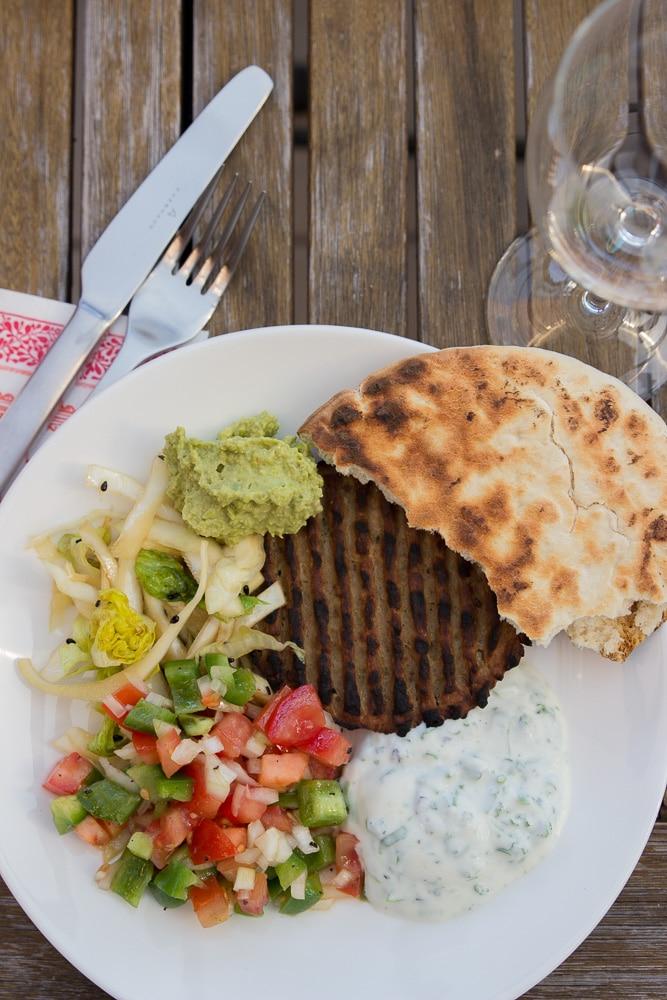 Vegetarisch Grillen mit Produkten aus der Edeka Vegithek