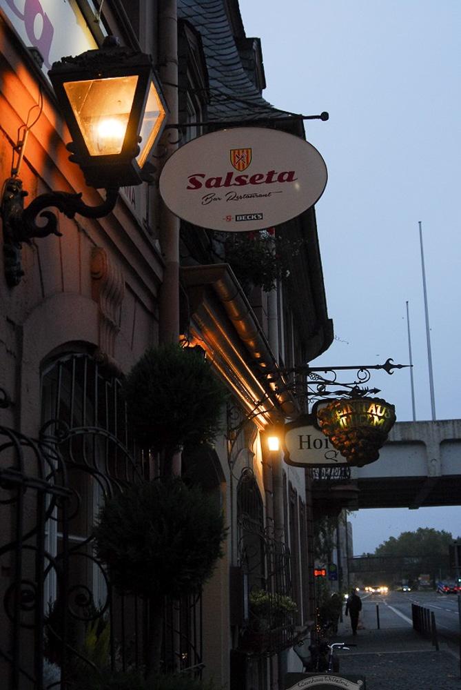 katalonisch Essen in Mainz im Salseta , z. B. Escalivada