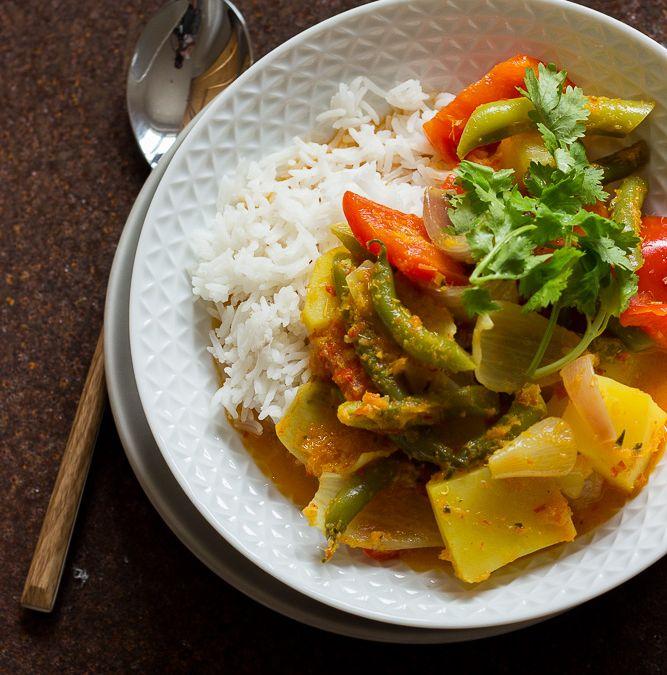 Rotes Curry aus Kambodscha oder Reisetipps für Kambodscha
