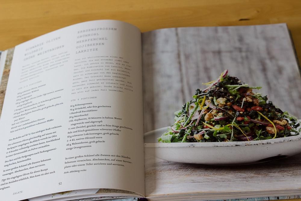 Kochbuch Big Flavour mit dem Rezept Fenchelsalat mit Blutorangen