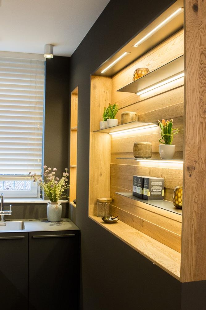 K+che von Leicht im Küchenstudio Frankfurt