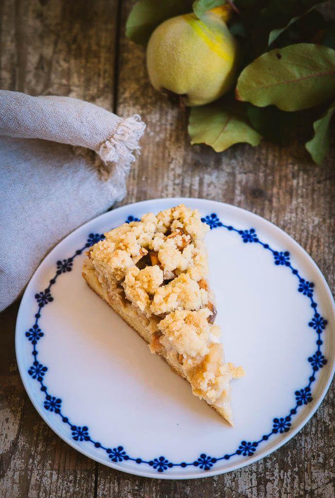 Quittenkuchen - das kann man mit Quitten machen