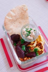 Vorkochen für eine Woche - Meal prep mit Rote Bete