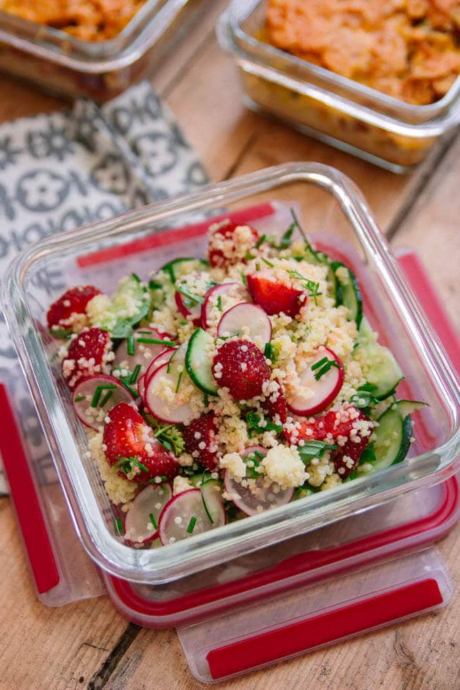 Meal Prep Salat