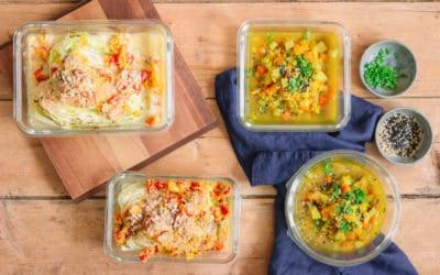 Essen vorbereiten – Herbstgerichte für eine arbeitsreiche Woche