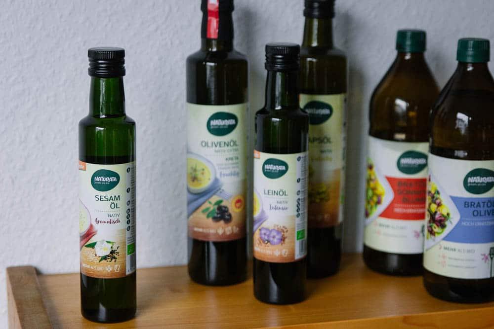 Sesamöl für die asitische Küche - welches Öl für was