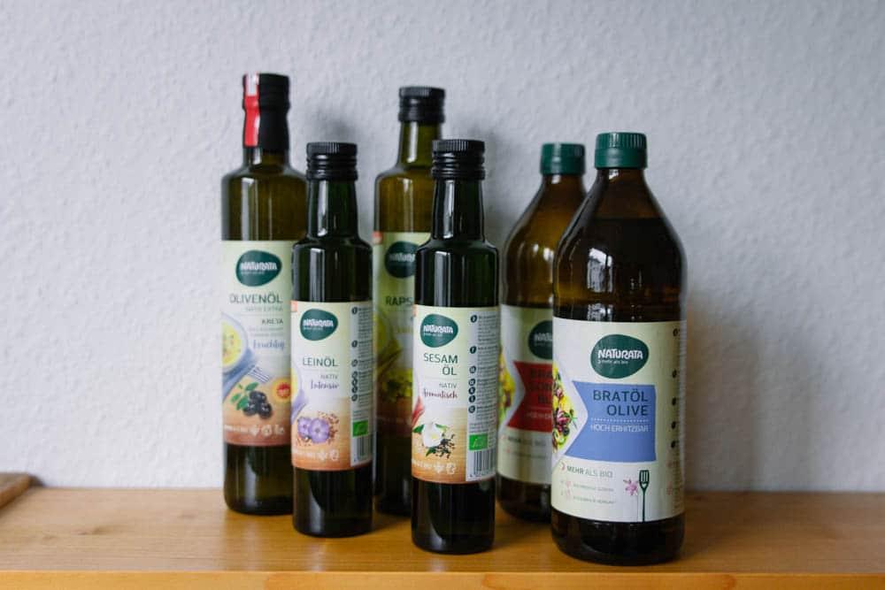 [Anzeige] Meine Lieblingsöle von Naturata oder welches Öl für was verwenden?